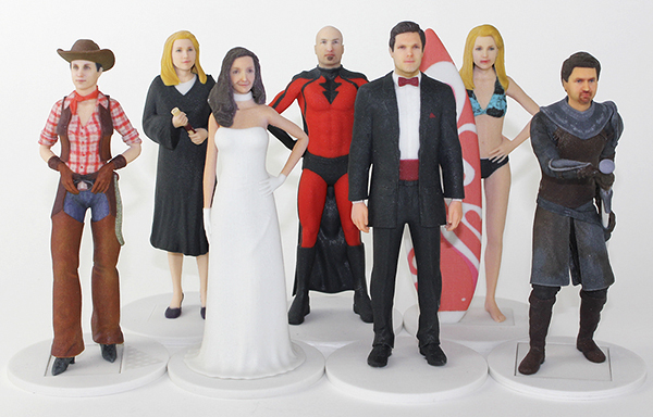 3DMe Figurines