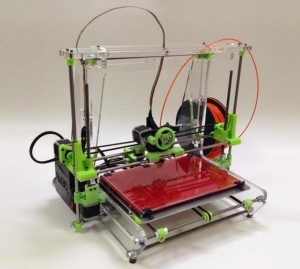 Airwolf xl 3D printer