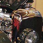 Bentley Blower model