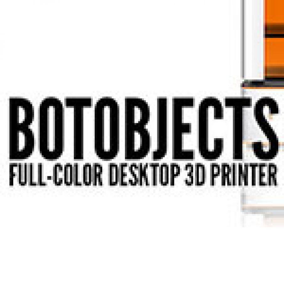 ProDesk3D botObjects Full Color 3D printer