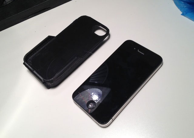 Infinity Cell concept print iPhone 4S