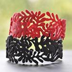 La Gerbe Dyvsign 3D printed bracelet
