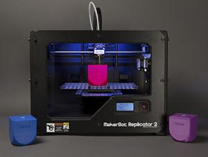 Makerbot Ouya controller