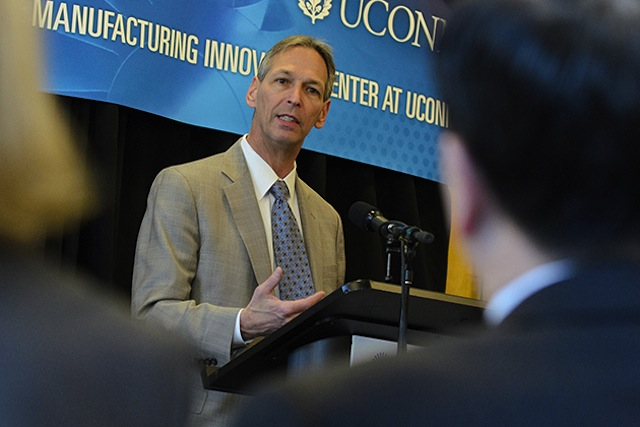 Pratt & Whitney Additive Manufacturing Innovation Center Paul Adams CEO