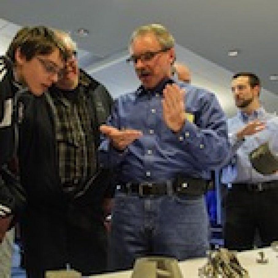 Pratt & Whitney Additive Manufacturing Innovation Center feature