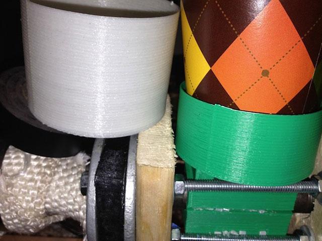 comparison Filastuder Solidoodle filament