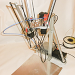 RappiDelta 3D Printer