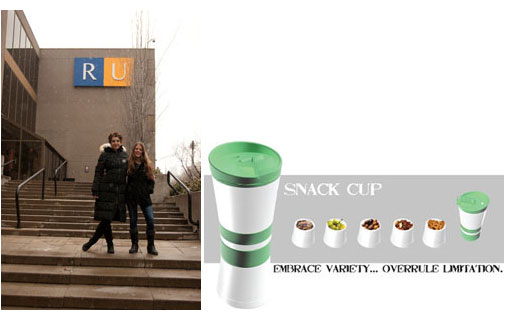 Snack-Cup