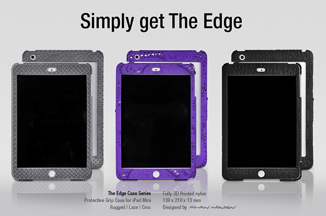 iPad Mini Edge Hero