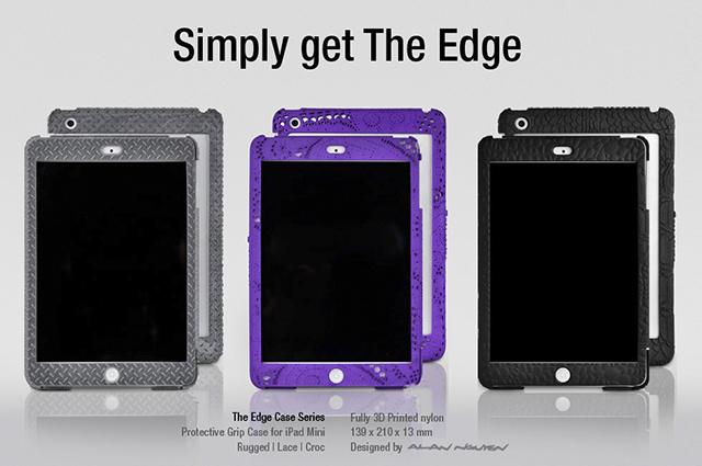 iPad Mini Edge Hero