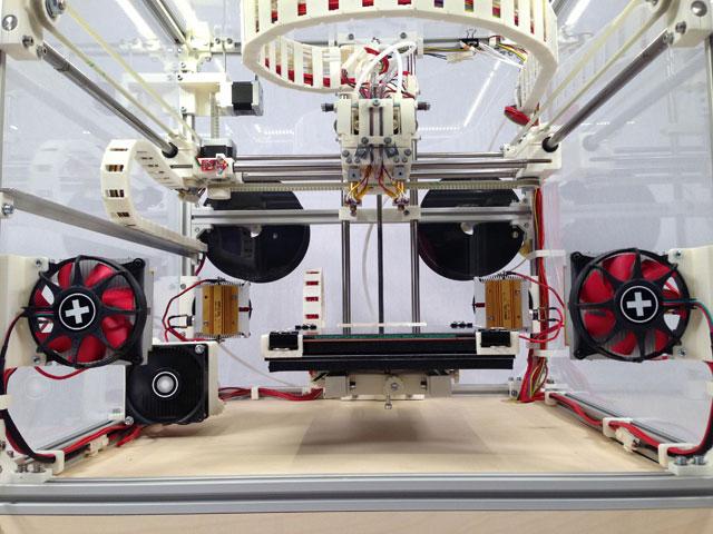 Kühling&Kühling 3D Printer