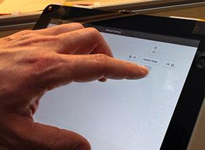 Kühling & Kühling 3D Printer digital touch screen