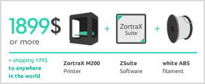 Zortrax 1