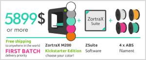 Zortrax 3