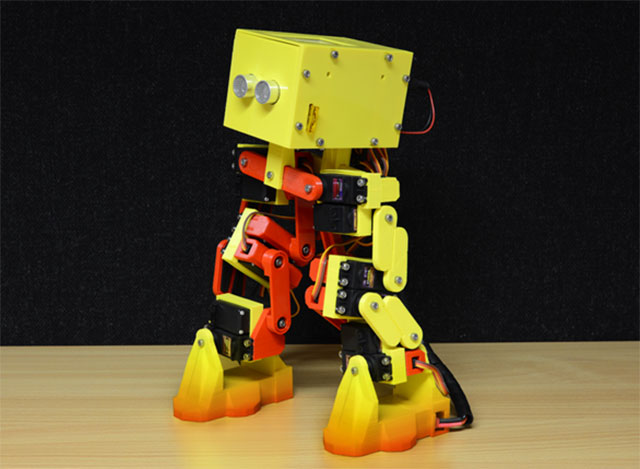 BotObjects Robot Photo