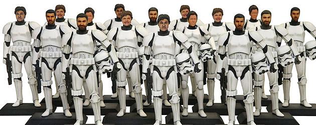 Stormtroopers 3D Printed Custom