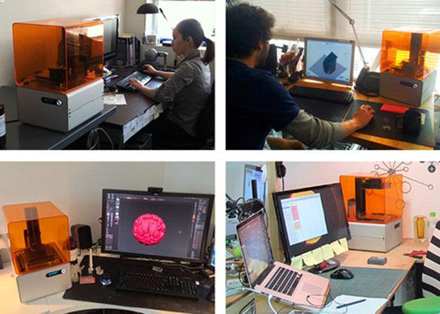FormLabs Space 3D Printing