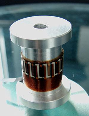 Fraunhofer institute miniaturised generators