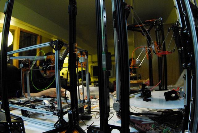 kossel pro kossel 3D Printer