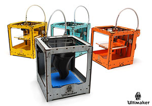 Ultimaker 3D Printer Toy Design Challenge