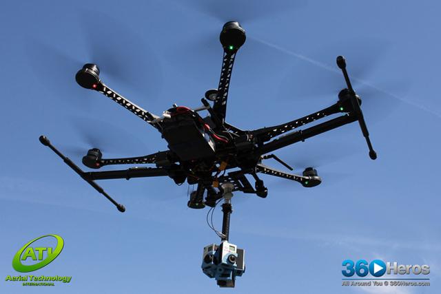 360 Heroes Drone