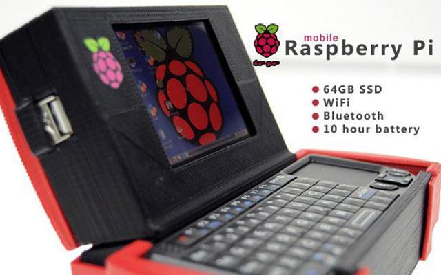 DIY Handheld Rasberri Pi Computer