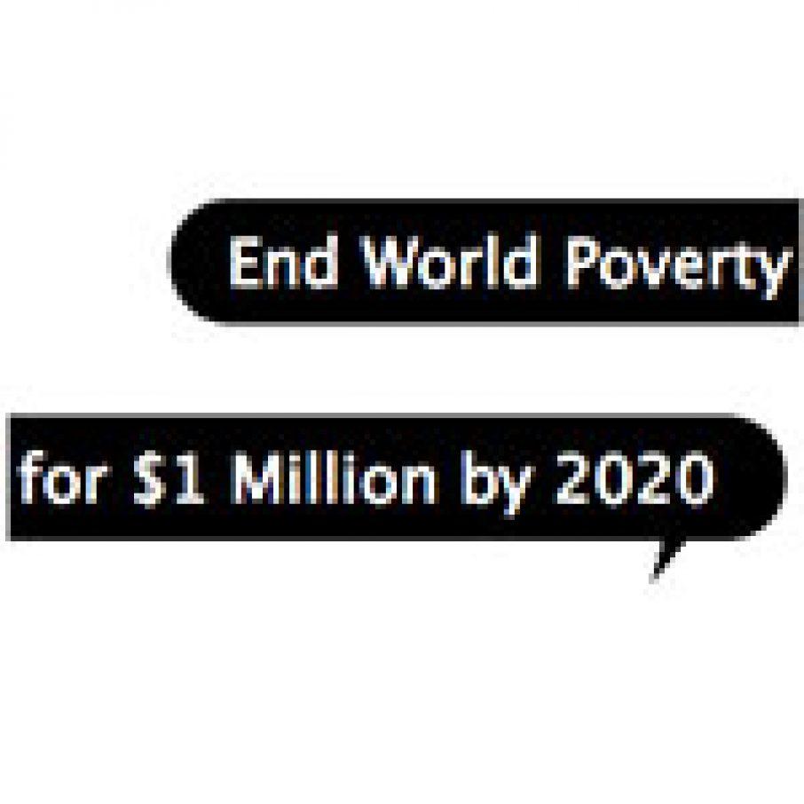 End World Poverty Uplift Prize