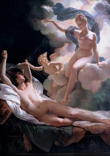 Guerin Pierre Narcisse Morpheus Iris 1811