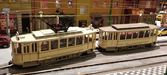 Guido Mandorf 3D Printed model Tram