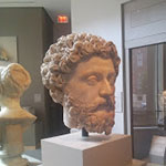 Marcus Aurelius 3D Print Google Glass