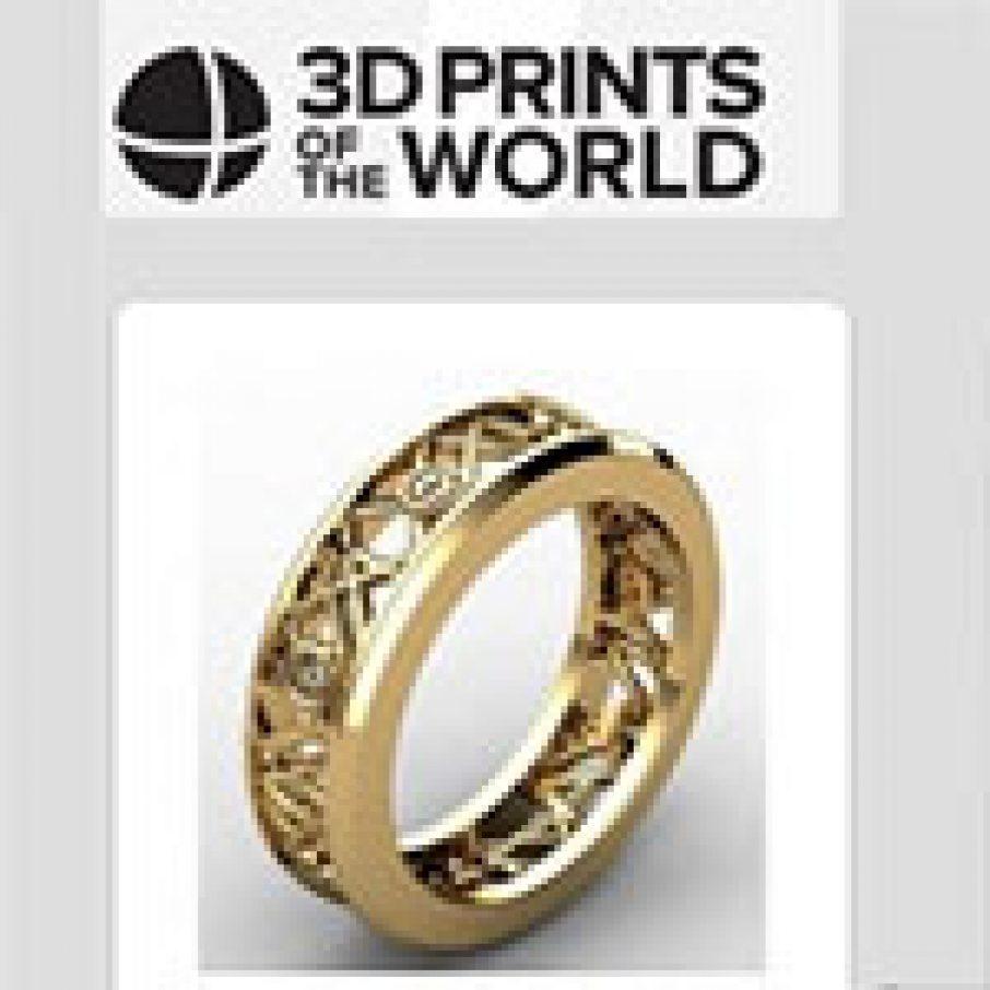 Mediabistro 3D Prints of the World