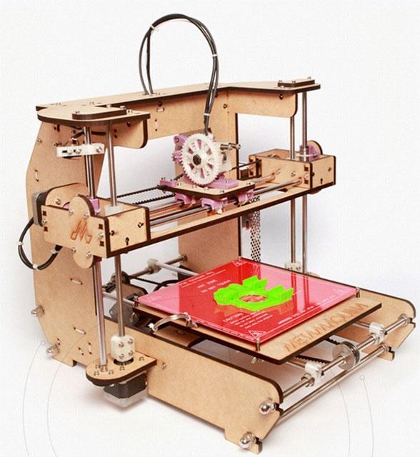Metamáquina 2 3D printer