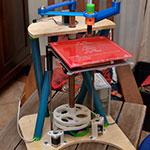 RepRap Morgan 3D Printer