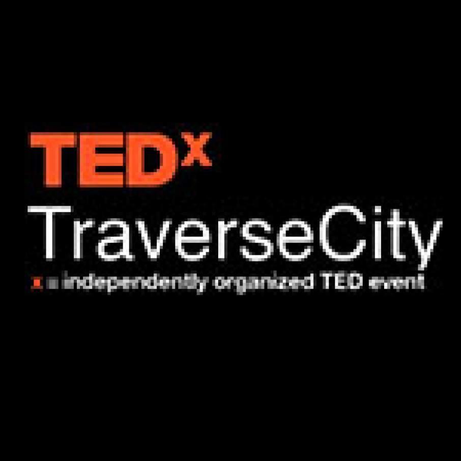 TedX TraverseCity Terry Wohlers