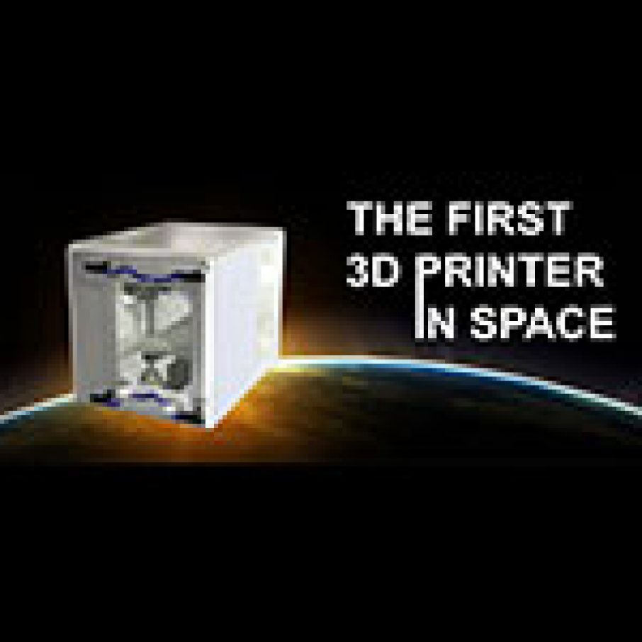 Made In Space 3D printer