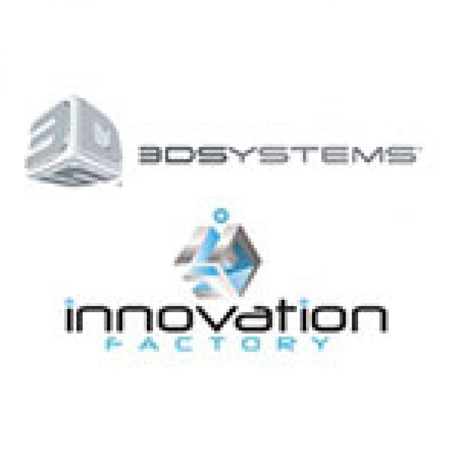 3d systems partners with innovation factory to make for Innovation consulting firms chicago