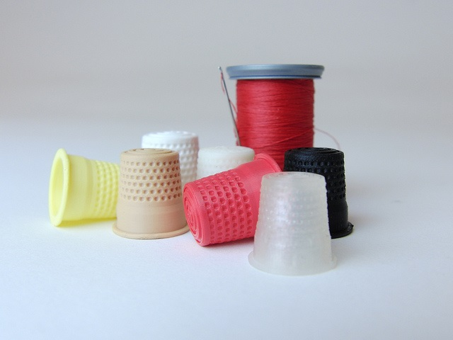 3D printed thimbles by Creative Tools
