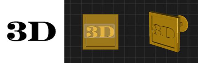 3D Printing Industry Cufflinks