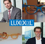 LUXeXcel 3D Printed glasses