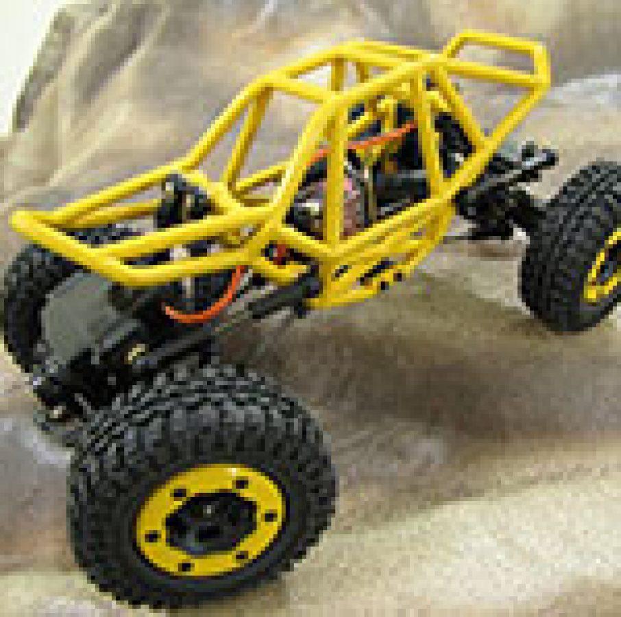 3D-Printed Micro R/C Crawler   3d printing industry, 3d