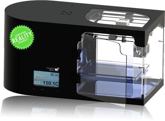 Platon 3D printer reality