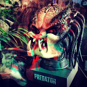 Predator 3D Package