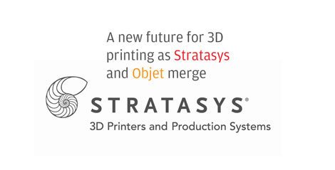 Stratasys and Objet merger
