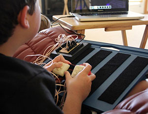 Thomas with 3D Printed Controller