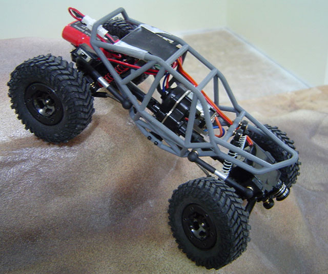 3D Printed Micro Rock Crawlers - 3D Printing Industry