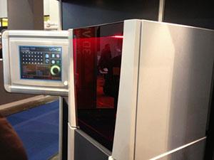 cerafab 7500 3D Printing
