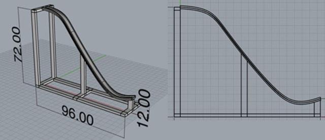 Launch Ramp Schematic
