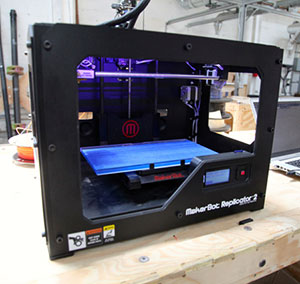 makerbot Repolicator 3D Printer