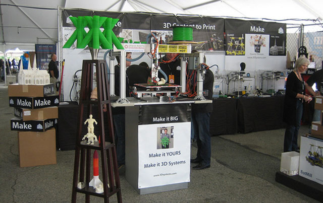 tradeshow 3D Printer