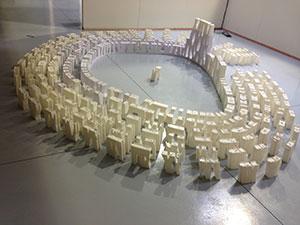 Echoviren 3D printed parts